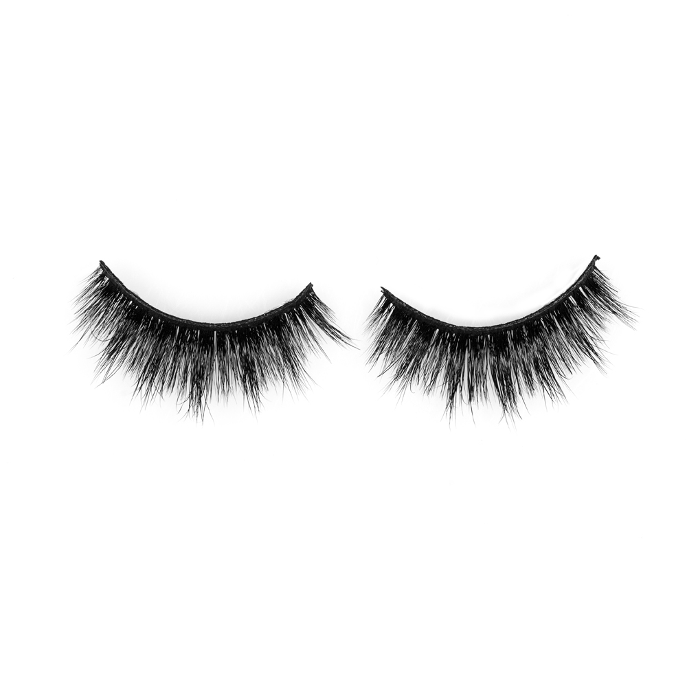 Wholesale price 25mm mink eyelash supplier JH22