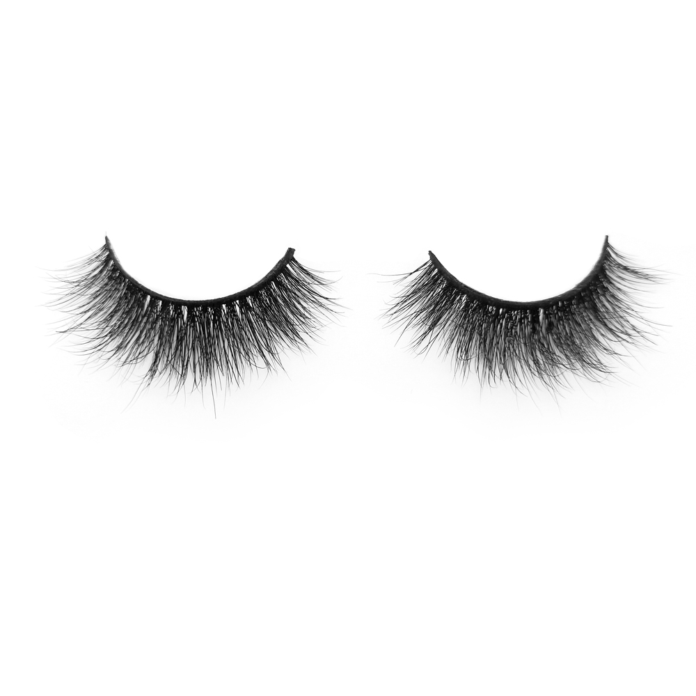 2019 new hot private label  3d mink eyelashes wholesale QJ16