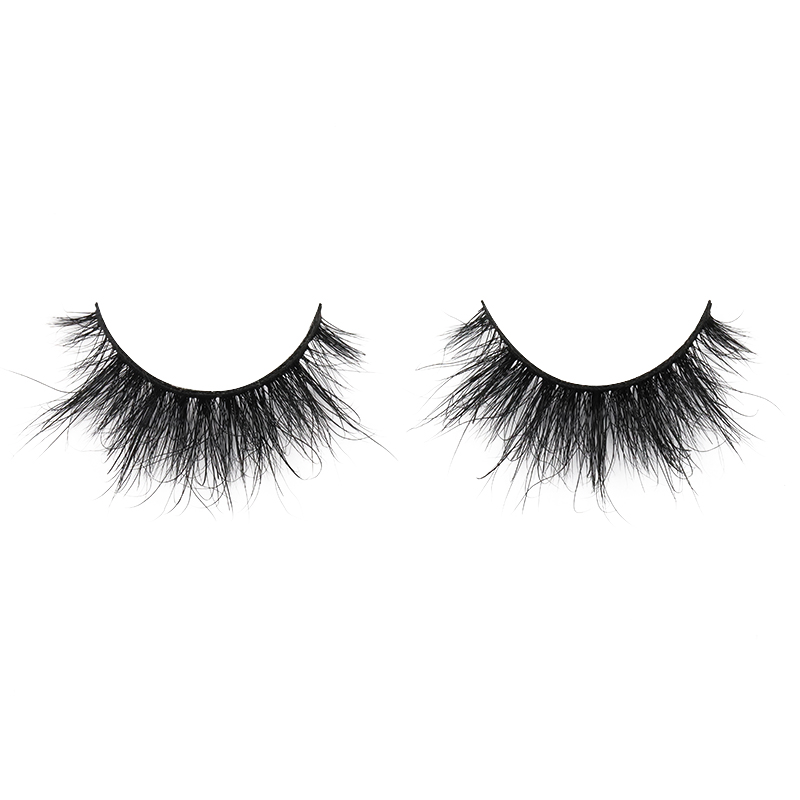 Inquiry for professional lashes vendor 9D mink lashes with private label and packaging box wholesale mink lashes with clear band 2021 XJ