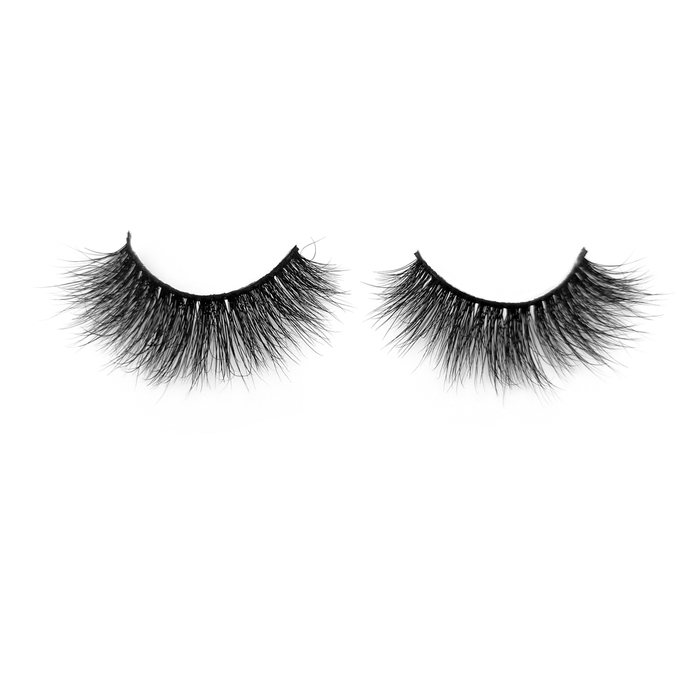 False Eyelashes 3D Mink Natural Looking Handmade Dramatic Soft Reusable QJ25