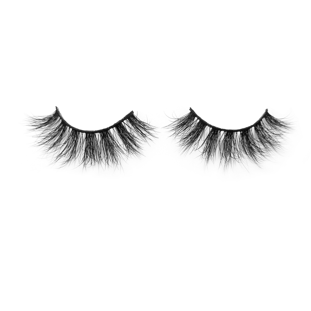 Best Wholesaler 100% Mink Fur 3D Strip Lashes with...