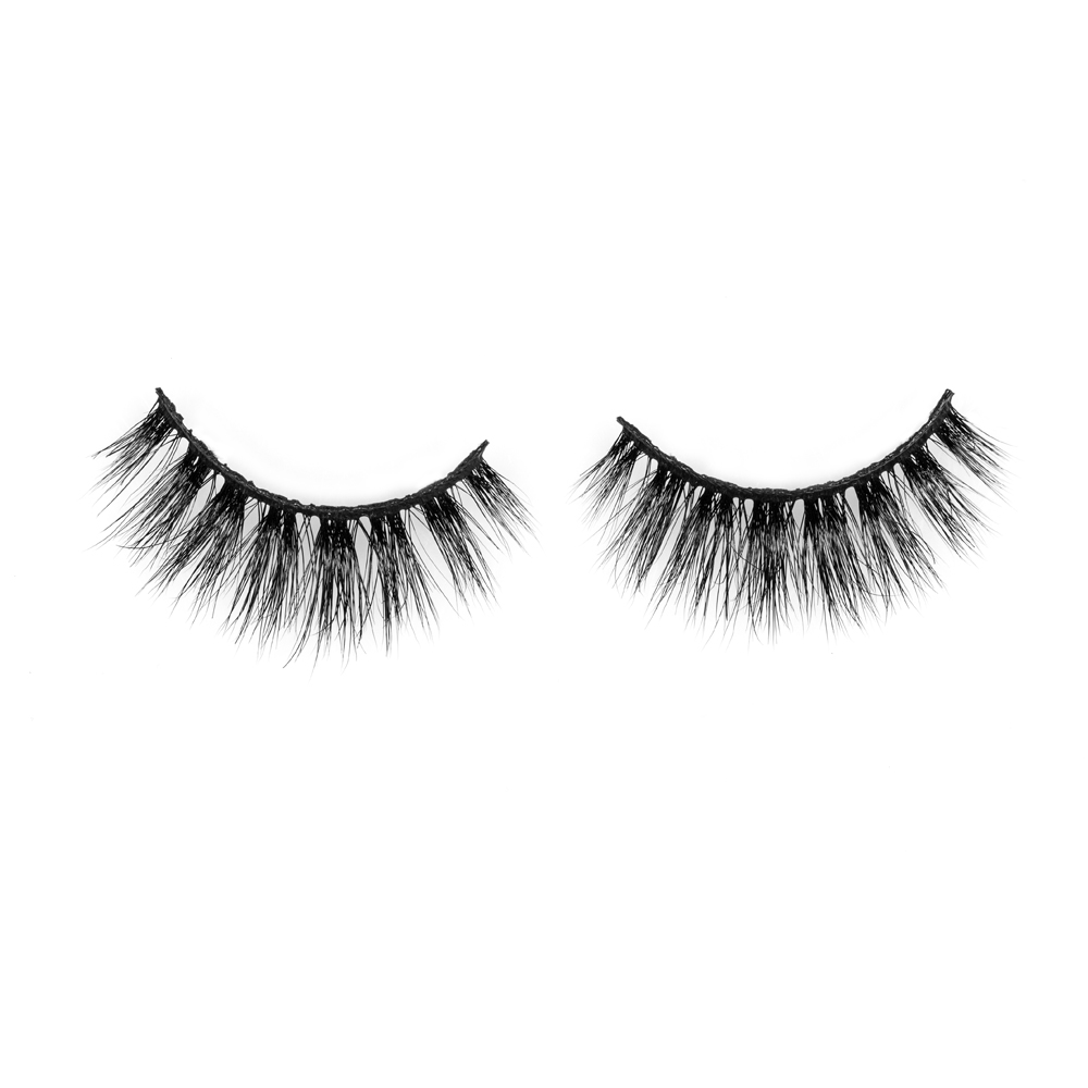 Inquiry for wholesale Best selling Lilly lashes styles soft and reusable natural looks 3D mink lashes XJ54