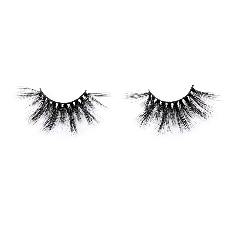 Inquiry for Eyelash Vendor 25mm Real Mink fur Strip Lashes Dramatic Mink Lashes in the UK PL709 YY99