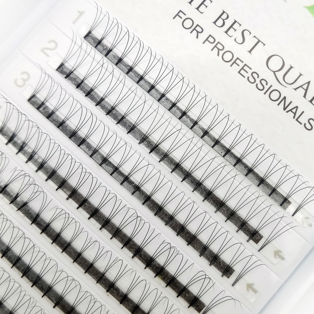 Big Discount 0.10C-14MM 3D Russian Volume Eyelash Extensions ZX057
