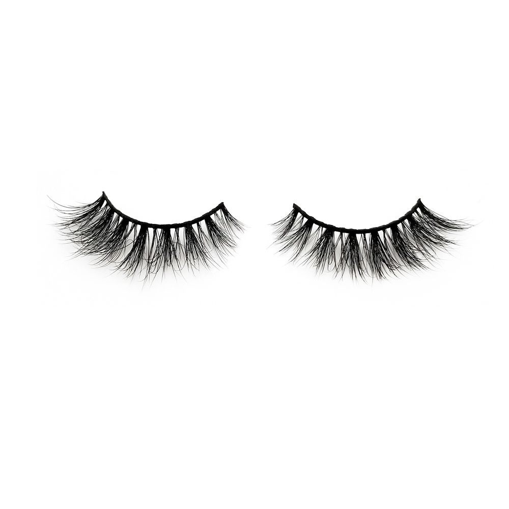 Inquiry for 3D Mink Fluffy Handmade Natural Looking False Eyelashes ZX046
