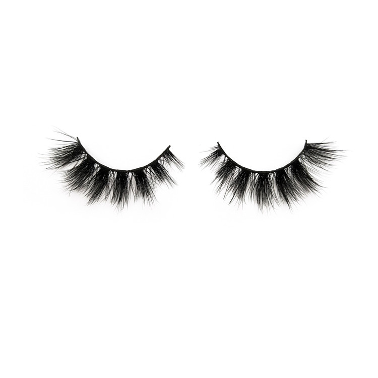 Best selling natural false eyelashes professional mink lash vendor with wholesale price YL56