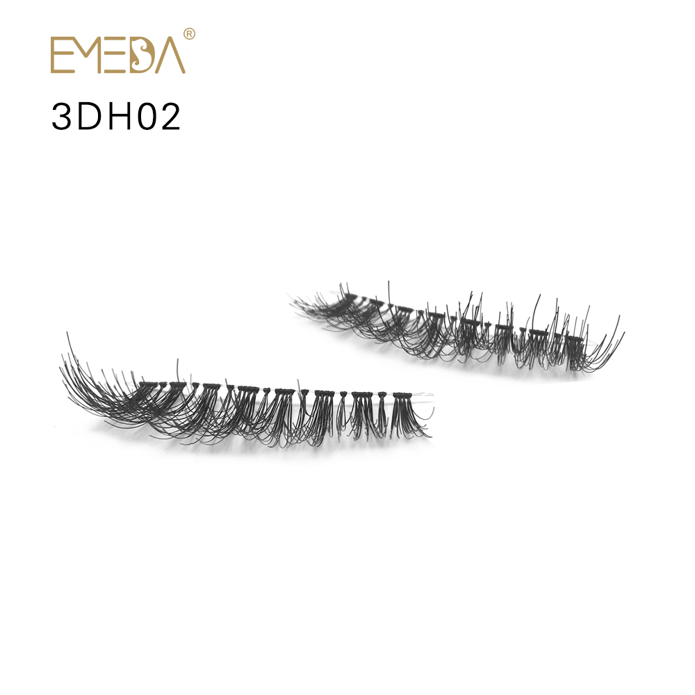 Inquiry for synthetic Handmade lashes cheap fake lashes reusable wholesale in Brazil and US  XJ28