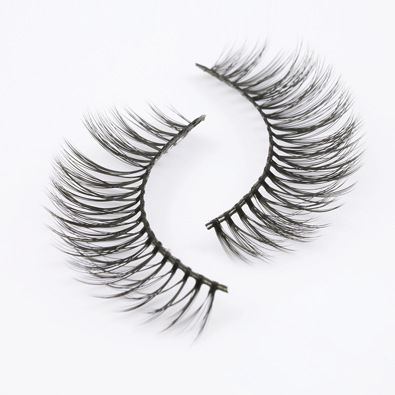 Inquiry for private label custom box 3d faux mink eyelashes manufacturer wholesale price JN75