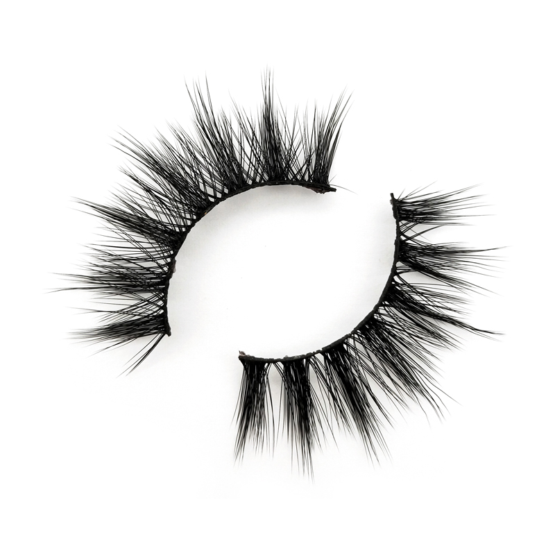 Inquiry for Hot synthetic lashes soft and light 3d silk faux mink eyelash vendors XJ31