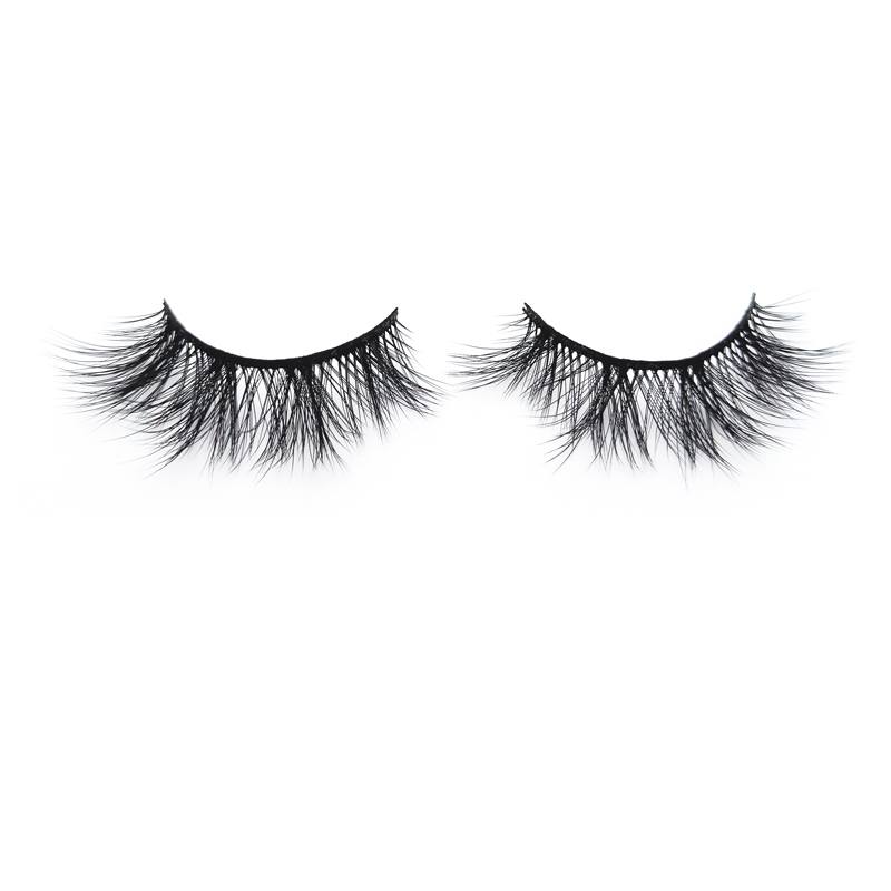 Wholesale High-quality Fluttery and Full 3D Faux Mink Lashes In UK ZX041