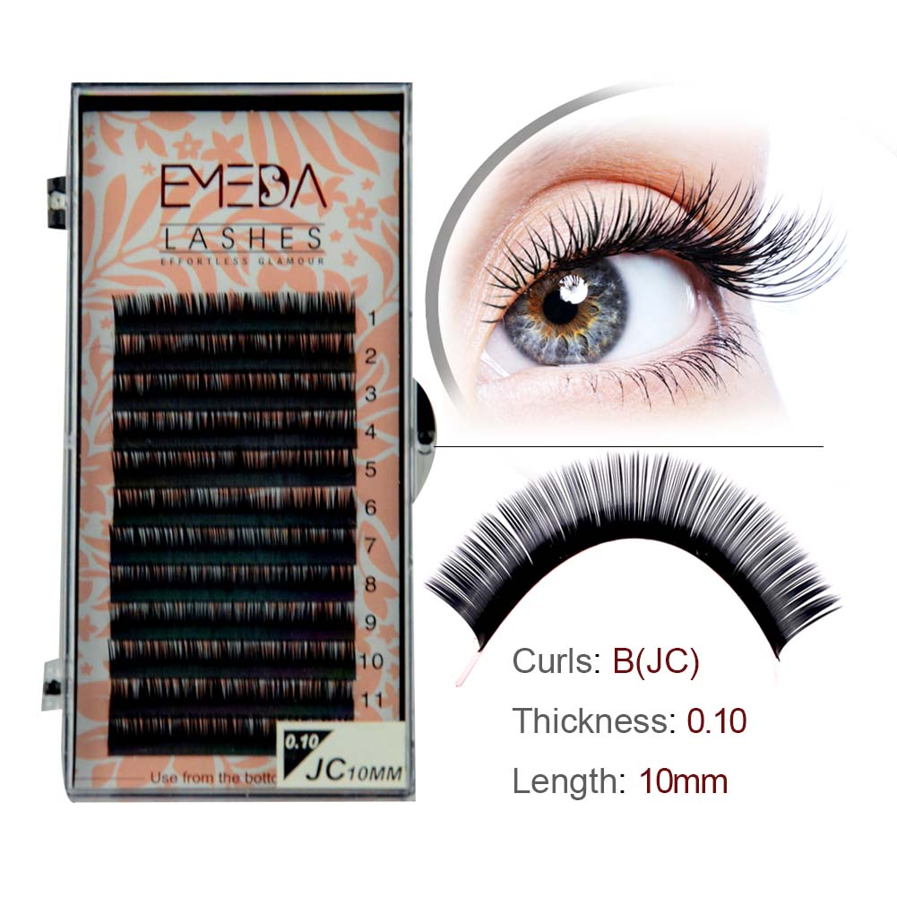 Private Label Eyelash Extension Vendor Classic Volume  YL05