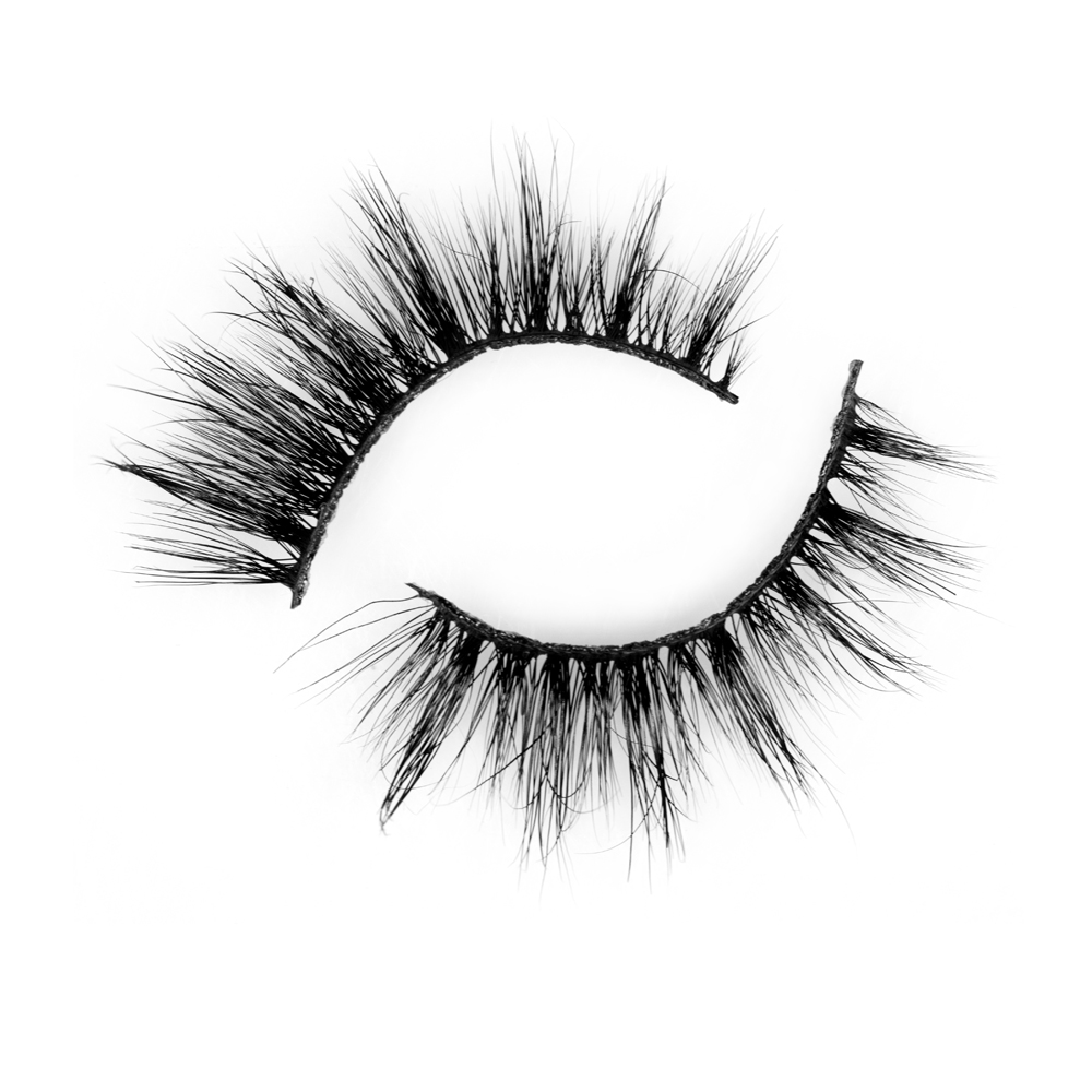 Inquiry for wholesale natural look classic style 3d effect 17mm reusable real mink lashes XJ43