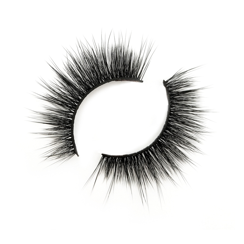 Natural fruity 3D synthetic fiber lashes vendor JH42