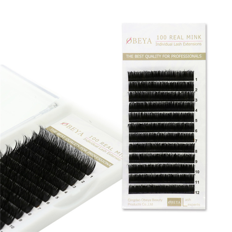 Where To Get Real Mink Individual Eyelash Extensions Y56