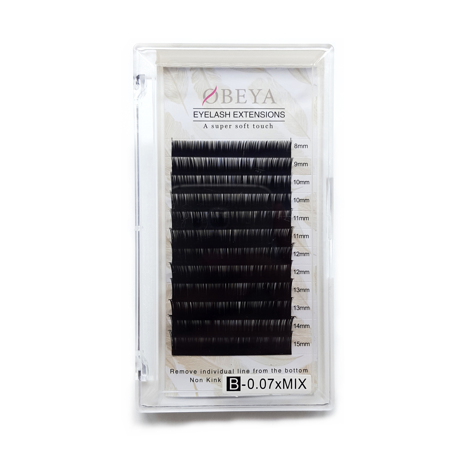 Fast Delivery for Korea PBT Fiber Russian Volume Eyelash Extension 0.03-0.25mm Thickness Lashes in the US/UK YY89